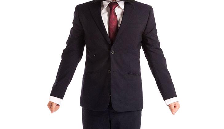 独立心のあるビジネスマンの画像