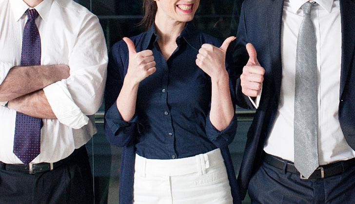 DODAの特徴5:2人のアドバイザーが転職をサポートしてくれる