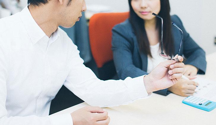 我慢の限界が来る前に仕事上の辛いことを上司に相談することも必要。