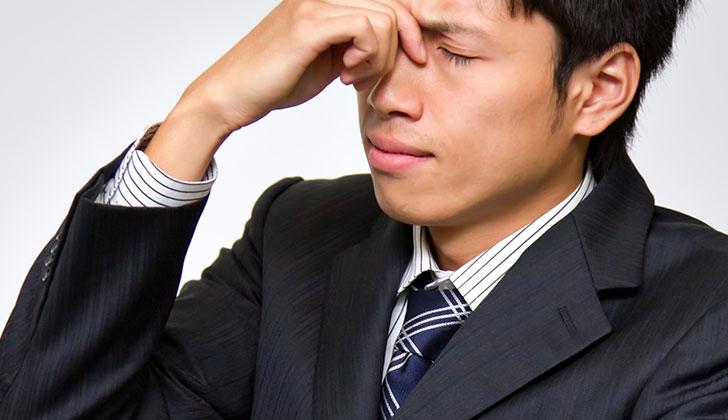 仕事にストレスを感じている人は86%。限界まで我慢しないで!